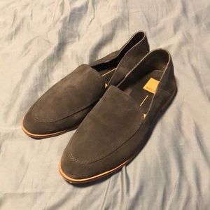Dolce Vita Grey Suede Loafer
